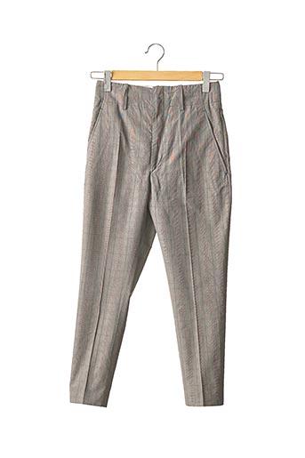 Pantalon chic gris ISABEL MARANT pour femme