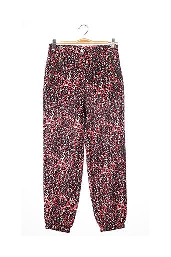 Pantalon casual rose MISSONI pour femme