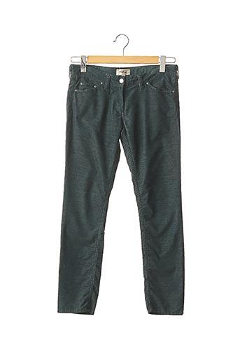 Pantalon casual vert ISABEL MARANT pour femme
