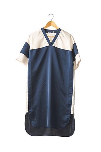 Robe mi-longue bleu ALEXANDER WANG pour femme