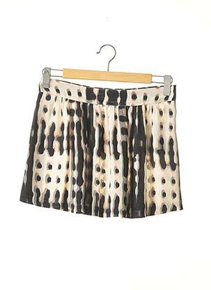 Mini-jupe noir BA&SH pour femme