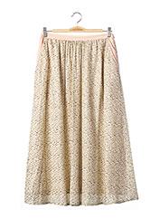 Jupe longue beige BAUM UND PFERDGARTEN pour femme seconde vue