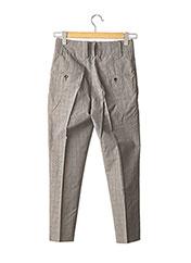 Pantalon chic gris ISABEL MARANT pour femme seconde vue