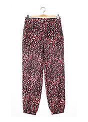 Pantalon casual rose MISSONI pour femme seconde vue