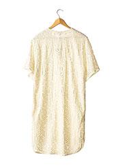 Robe mi-longue beige PAUL & JOE pour femme seconde vue