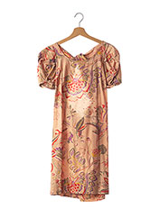 Robe mi-longue rose SEE BY CHLOÉ pour femme seconde vue