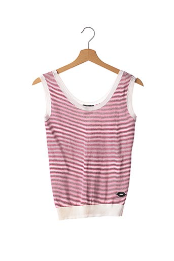 Pull col rond rose SONIA RYKIEL pour femme