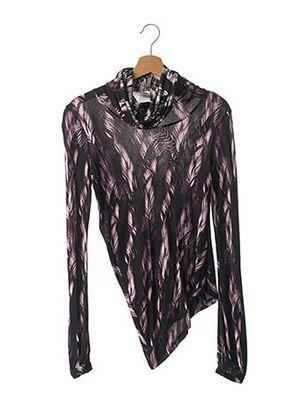 T-shirt manches longues violet BARBARA BUI pour femme