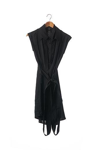 Robe mi-longue noir ALEXANDER WANG pour femme