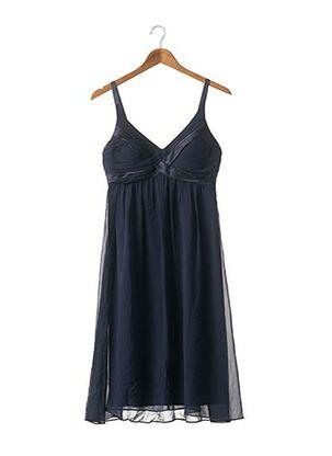 Robe mi-longue bleu MAISON 123 pour femme