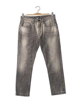 Pantalon 7/8 gris DOLCE & GABBANA pour femme