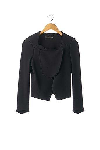 Veste casual noir ZADIG & VOLTAIRE pour femme