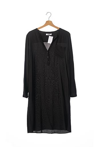 Robe mi-longue noir ANINE BING pour femme