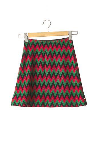 Jupe courte vert FABIENNE CHAPOT pour femme