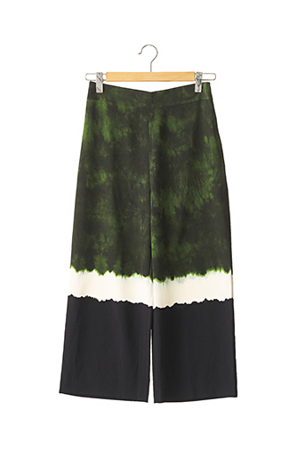 Pantalon casual vert MAJE pour femme