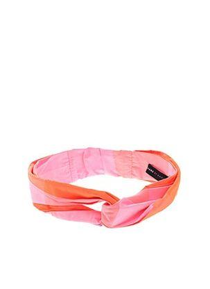 Accessoire pour cheveux rose MARC BY MARC JACOBS pour femme