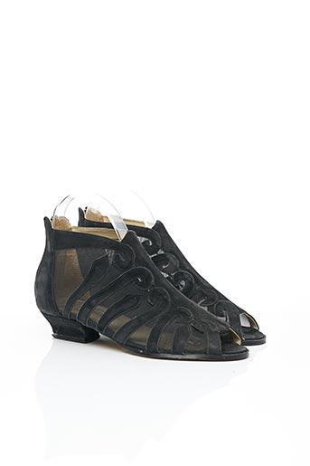 Bottines/Boots noir ANDRE pour femme