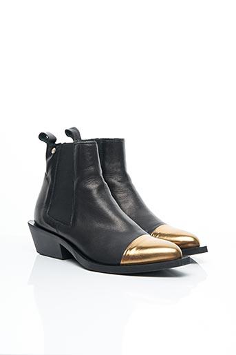 Bottines/Boots marron MANILA GRACE pour femme