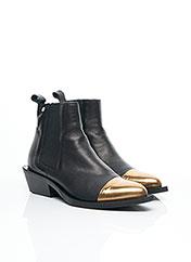 Bottines/Boots marron MANILA GRACE pour femme seconde vue