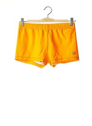 Short de bain orange JULIPET pour homme