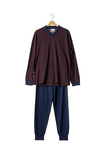 Pyjama rouge IMPETUS pour homme