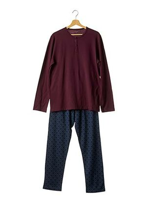 Pyjama violet IMPETUS pour homme