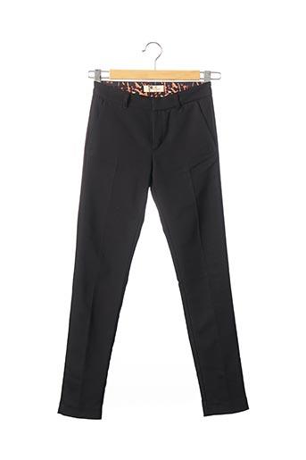 Pantalon chic noir ATELIER BOHÈME pour femme