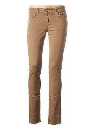 Pantalon casual beige SALSA pour femme