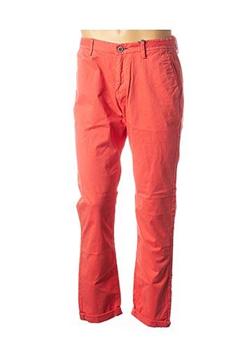 Pantalon casual rouge KAPORAL pour homme