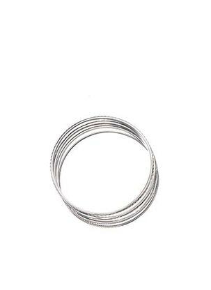 Bracelet Jonc gris CSD pour femme