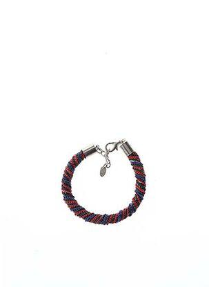 Bracelet rouge ELIOT pour femme