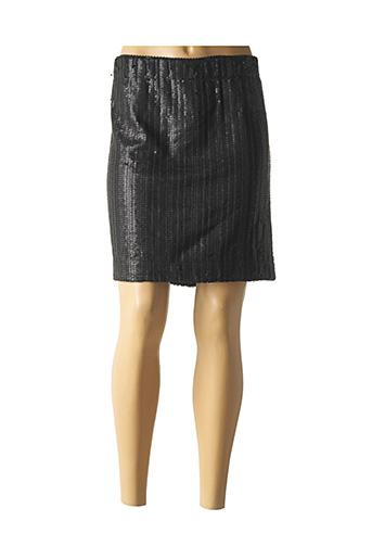 Jupe courte noir BLEND SHE pour femme