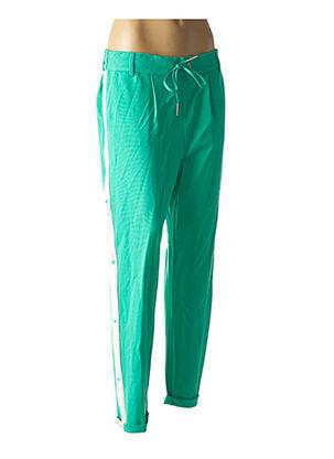 Jogging vert ONLY pour femme