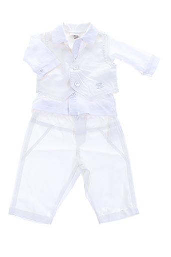 Top/pantalon blanc ABSORBA pour garçon