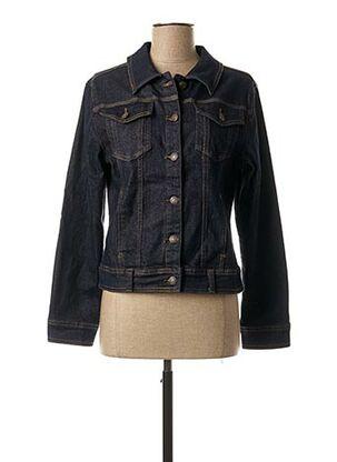 Veste en jean bleu SARAH JOHN pour femme