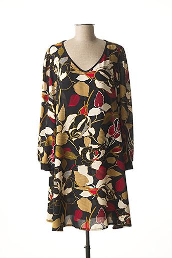 Robe courte noir AN II VITO pour femme