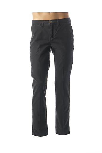 Pantalon casual noir COLMAR pour homme