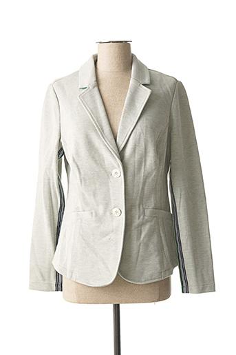 Veste chic / Blazer gris CECIL pour femme