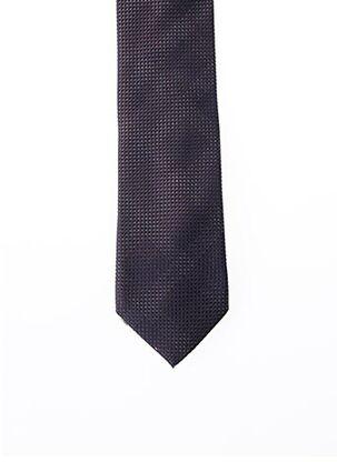 Cravate marron MICHAEL KORS pour homme