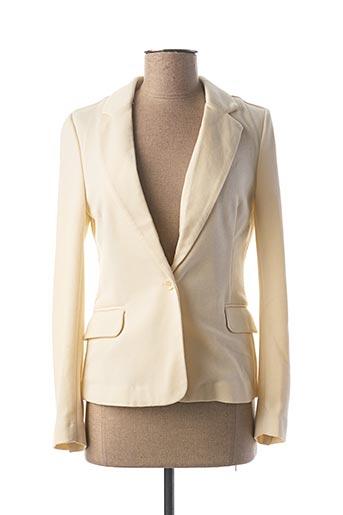 Veste chic / Blazer beige VERO MODA pour femme