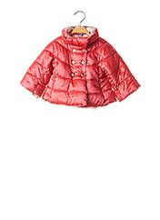 Doudoune rose MAYORAL pour fille seconde vue
