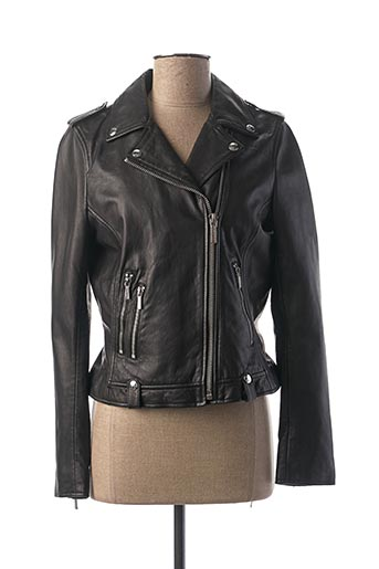 Veste chic / Blazer noir ROSE GARDEN pour femme