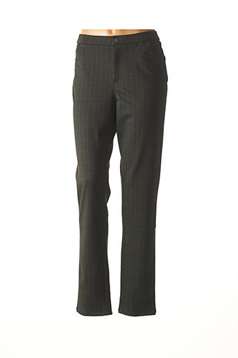 Pantalon chic vert COWEST pour femme