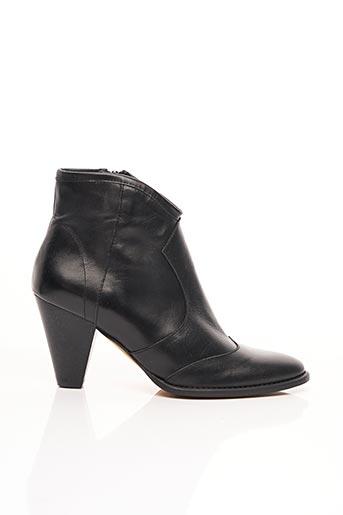 Bottines/Boots noir CARDENAL pour femme