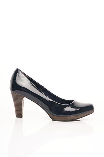Escarpins bleu MARCO TOZZI pour femme