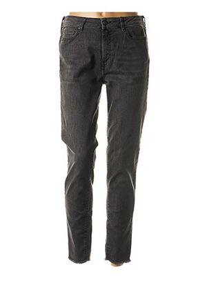 Pantalon casual gris FIVE pour femme