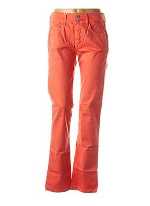 Pantalon casual orange SALSA pour femme