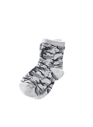 Chaussettes gris MY LOVELY SOCKS pour fille