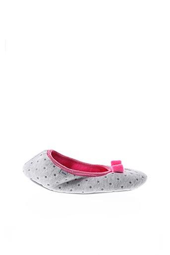 Chaussons/Pantoufles rose DIM pour femme