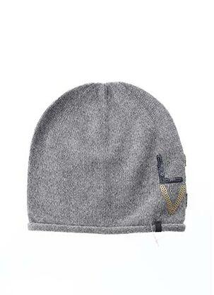 Bonnet gris ESPRIT pour femme
